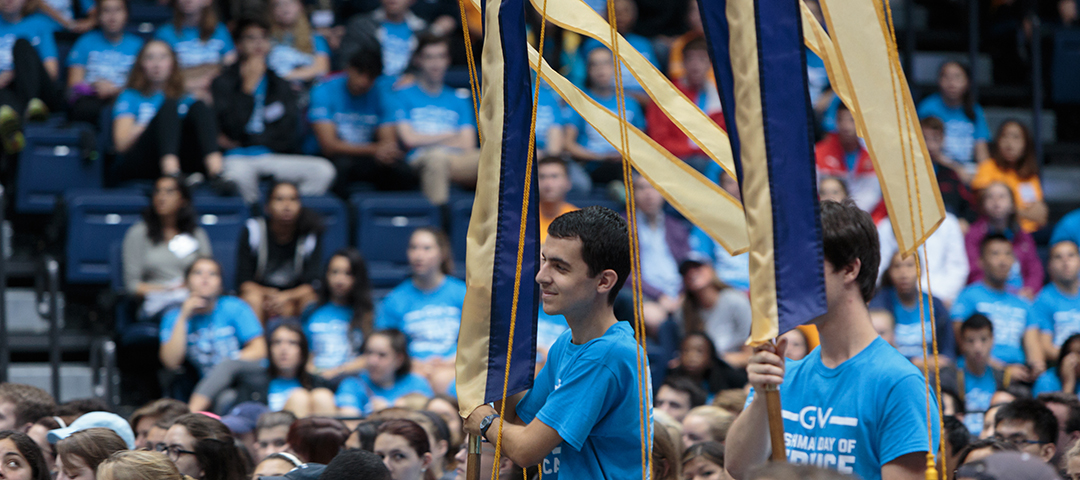 GW hold convocation for class of 2019