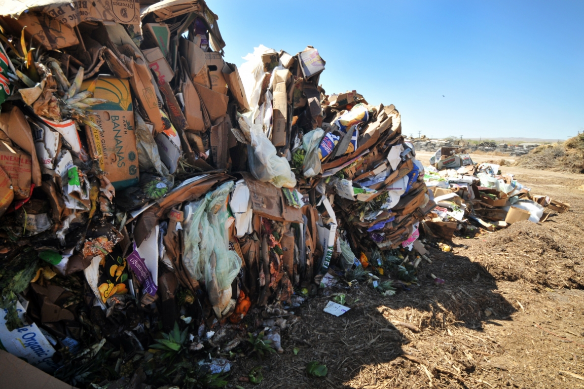Picture of a landfill