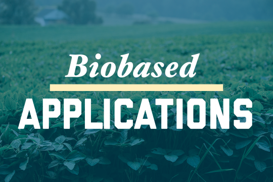 Biobased Applications