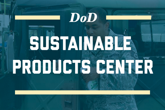 DoD Sustainable Products Center