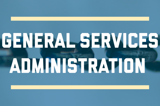 General Services Administration Case