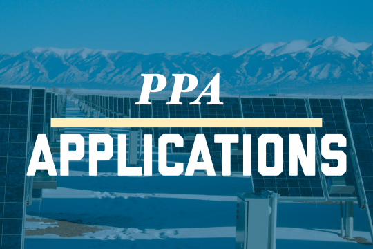 PPA Applications