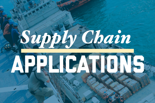 Supply Chain Applications