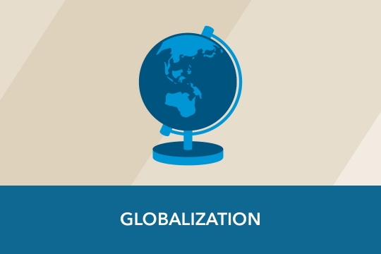 Globalization graphic