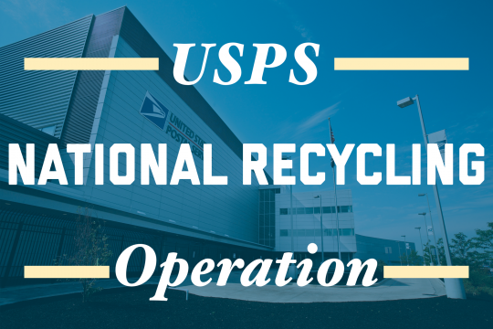 USPS National Recycling Operation